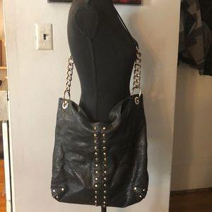 b8774201c5d8 MICHAEL Michael Kors. MICHAEL Michael Kors Blk Uptown Astor Leather Bag